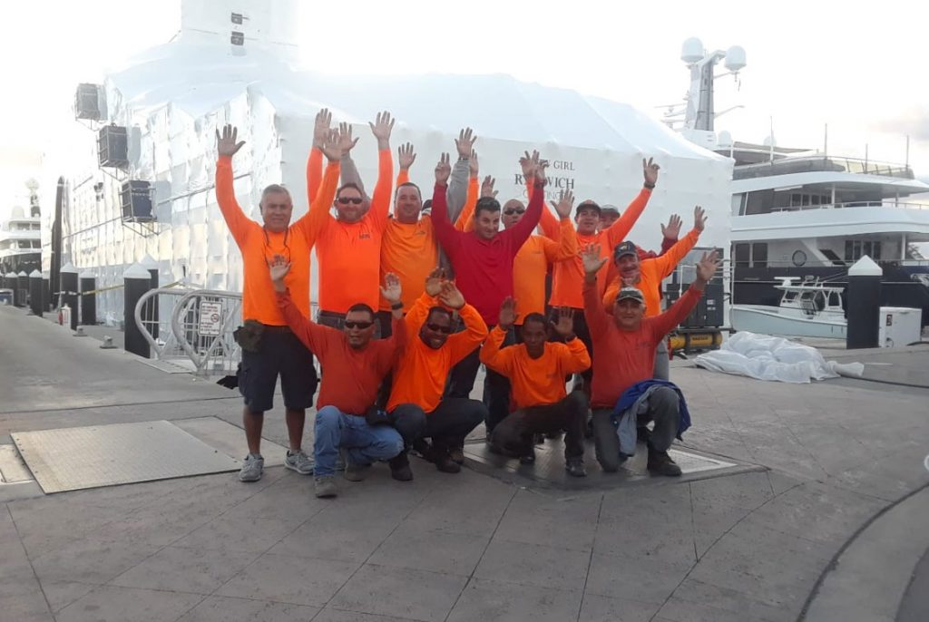 Southern Cross Works team